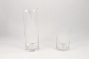 bicchieri vetro trasparente