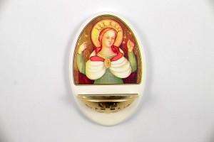 Acquasantiera Beata Vergine delle Grazie.