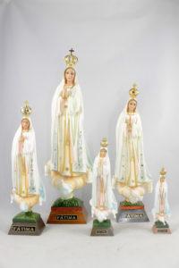 Statue Madonna di Fatima.
